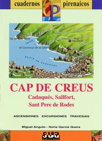 CAP DE CREUS [CAS] 1:25.000 - 1:50.000 -CUADERNOS PIRENAICOS -SUA