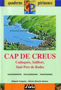 CAP DE CREUS [CAT] 1:25.000 - 1:50.000 -QUADERNS PIRINENCS -SUA