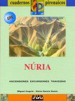 NÚRIA [CAS] 1:25.000 - 1:50.000 -CUADERNOS PIRENAICOS -SUA