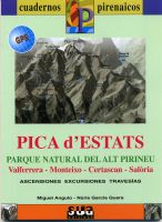 PICA D'ESTATS [CAS] 1:25.000 - 1:50.000 -CUADERNOS PIRENAICOS -SUA