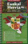 ATLAS TURÍSTICO EUSKAL HERRIA -MAPAS CARRETERAS -SUA