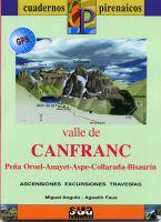 CANFRANC, VALLE DE 1:25.000 1:50.000 -CUADERNOS PIRENAICOS SUA