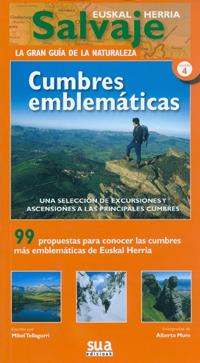 CUMBRES EMBLEMÁTICAS -EUSKAL HERRIA SALVAJE -SUA