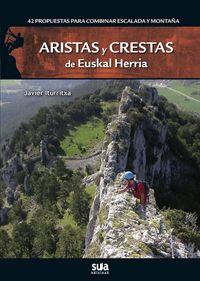 ARISTAS Y CRESTAS DE EUSKAL HERRIA -SUA