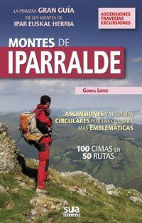 MONTES DE IPARRALDE -SUA