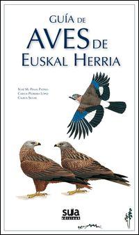 GUIA DE AVES DE EUSKAL HERRIA -SUA