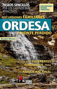 ORDESA Y MONTE PERDIDO, EXCURSIONES FAMILIARES POR EL PN -SUA