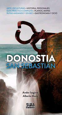DONOSTIA / SAN SEBASTIAN -GUIA IKUSMIRA SUA