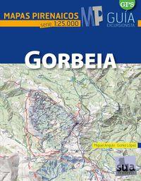 GORBEIA 1:25.000 SELVA DE, -MAPAS PIRENAICOS -SUA
