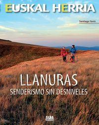 18. LLANURAS -SENDERISMO SIN DESNIVELES -SUA