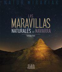 MARAVILLAS NATURALES DE NAVARRA, LAS -SUA