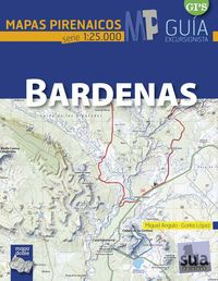 BARDENAS 1:25.000 -MAPAS PIRENAICOS SUA