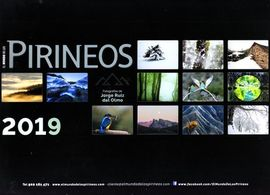 2019 CALENDARIO EL MUNDO DE LOS PIRINEOS