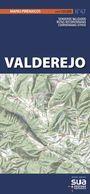 VALDEREJO 1:25.000 -MAPAS PIRENAICOS -SUA