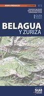 BELAGUA Y ZURIZA 1:25.000 -MAPAS PIRENAICOS -SUA