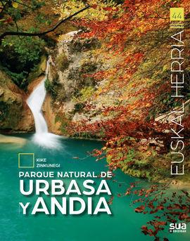 URBASA Y ANDIA, PARQUE NATURAL DE -SUA