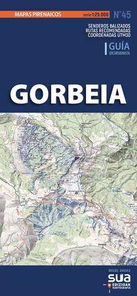 GORBEIA 1:25.000 -SUA