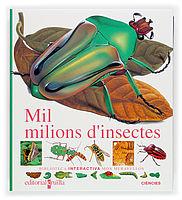 MIL MILIONS D'INSECTES -MON MERAVELLOS BIBL. INTERACTIVA