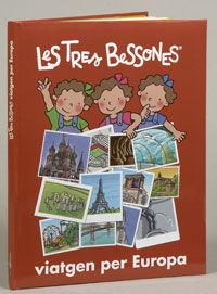 TRES BESSONES VIATGEN PER EUROPA, LES