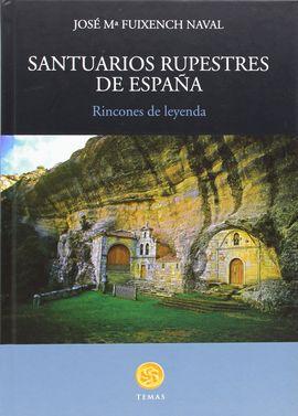 SANTUARIOS RUPESTRES DE ESPAÑA -PRAMES