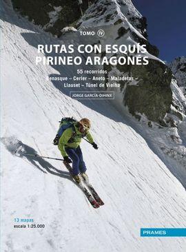 IV. RUTAS CON ESQUÍS PIRINEO ARAGONÉS