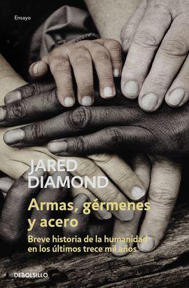 ARMAS, GERMENES Y ACERO [BOLSILLO]