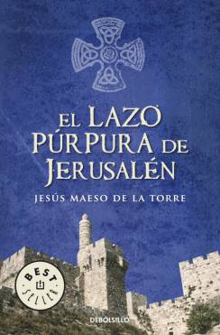 LAZO PURPURA DE JERUSALEN, EL [BOLSILLO]