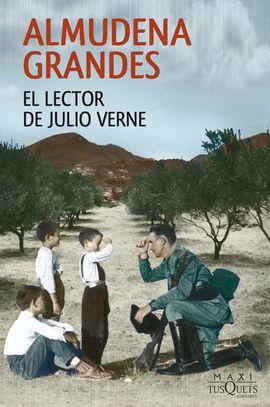 LECTOR DE JULIO VERNE, EL [BOLSILLO TAPA DURA]