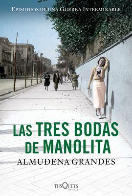 TRES BODAS DE MANOLITA, LAS [ESTUCHE]