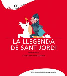 LLEGENDA DE SANT JORDI, LA -PR