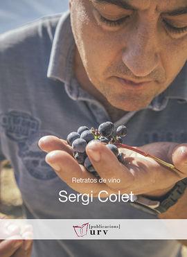 [CAS] SERGI COLET -RETRATOS DEL VINO PURV