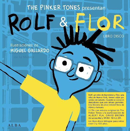ROLF & FLOR [CAS-ENG][+ 2 CD]