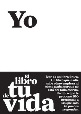 YO (EL LIBRO DE TU VIDA)