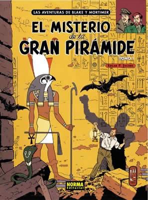 (TOMO I) MISTERIO DE GRAN PIRAMIDE, EL -NORMA [COMIC]