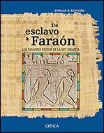 DE ESCLAVO A FARAON