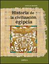 HISTORIA DE LA CIVILIZACION EGIPCIA