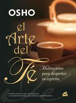 ARTE DEL TE, EL - OSHO [CAPSA]