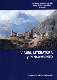 VIAJES, LITERATURA Y PENSAMIENTO