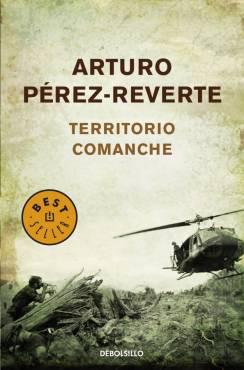 TERRITORIO COMANCHE [BOLSILLO]