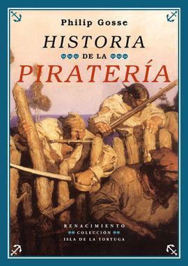 HISTORIA DE LA PIRATERIA