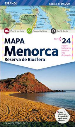 MENORCA [CAS] 1:60.000 -TRIANGLE