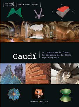 GAUDI [DVD]. LA RECERCA DE LA FORMA [CAT-CAS-ENG]