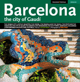 BARCELONA [ENG] THE CITY OF GAUDI -TRIANGLE