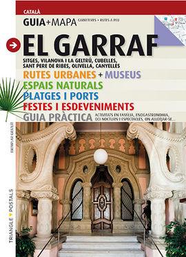 GARRAF, EL [CAT] GUIA+MAPA