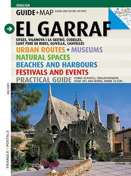 GARRAF, EL [ENG] GUIDE+MAP