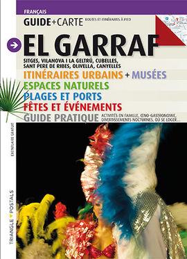 GARRAF, LE [FRA] GUIDE+CARTE