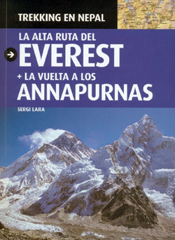 EVEREST - ANNAPURNAS -TRIANGLE POSTALS