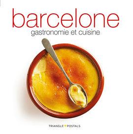 BARCELONA -GASTRONOMIE ET CUISINE