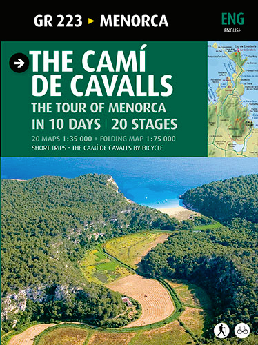 GR 223 [ENG] THE CAMI DE CAVALLS [ENG] -MENORCA. THE TOUR OF MENORCA IN 10 DAYS, 20 STAGES