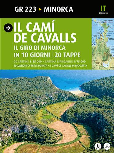 GR 223 [ITA] IL CAMI DE CAVALLS -MENORCA. IL GIRO DI MINORCA IN 10 GIORNI, 20 TAPPE